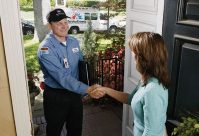 in-home estimate from D.A. Bennett Service Experts Heating & Air Conditioning